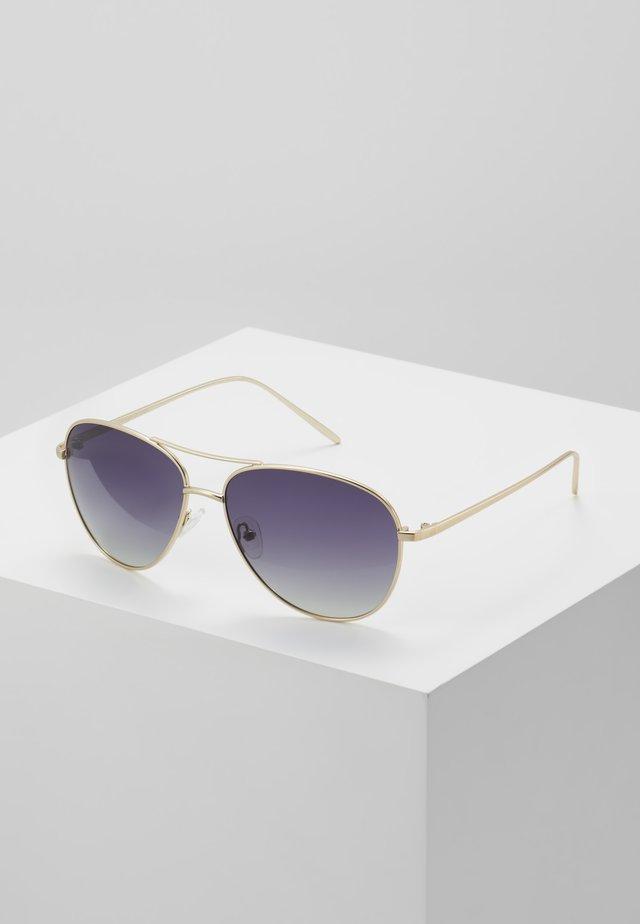 SUNGLASSES NANI - Sonnenbrille - gold