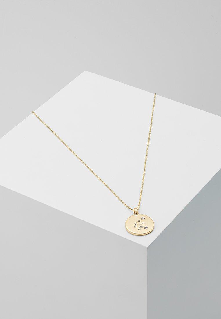 Pilgrim - AQUARIUS - Collar - gold-coloured/crystal