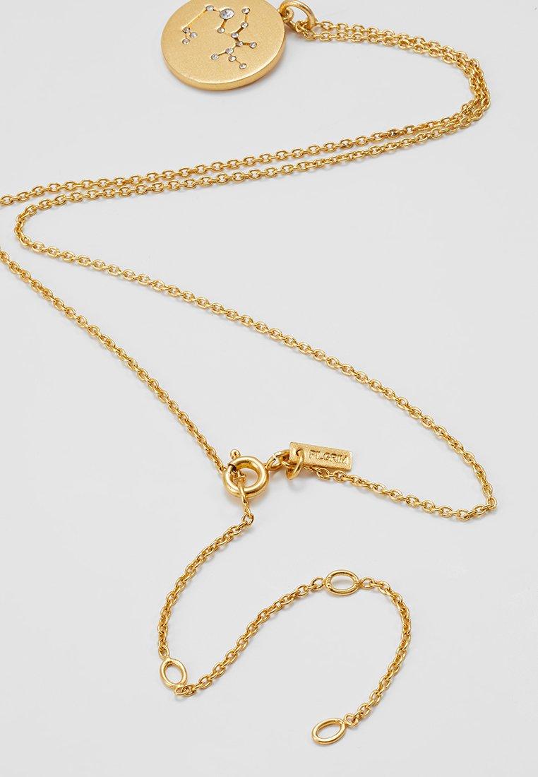 coloured Gold Gold Pilgrim coloured SagittariusCollier Pilgrim SagittariusCollier crystal Pilgrim crystal LRc34qS5Aj