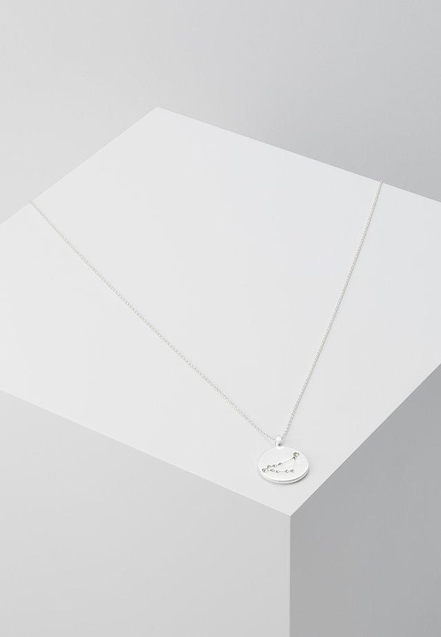 CAPRICORN - Halskette - silver-coloured