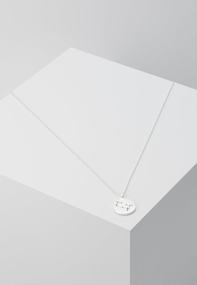GEMINI - Halskette - silver-coloured