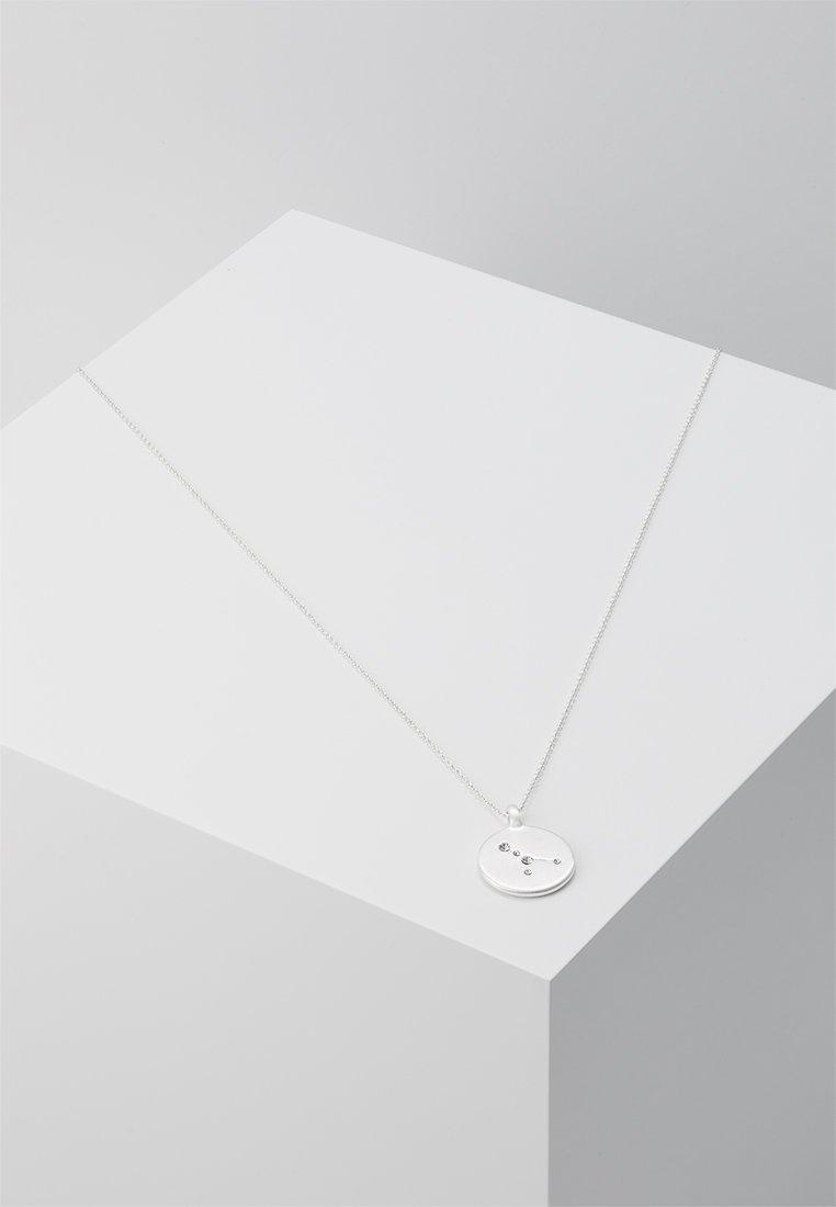 Pilgrim - CANCER - Náhrdelník - silver plated
