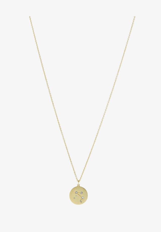 LIBRA - Náhrdelník - gold-coloured/crystal