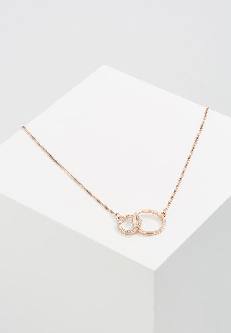 Pilgrim - Halskette - rose gold-coloured