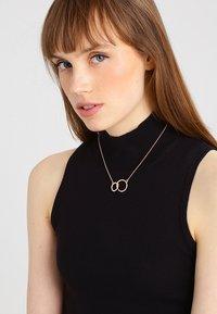 Pilgrim - Necklace - rose gold-coloured - 1