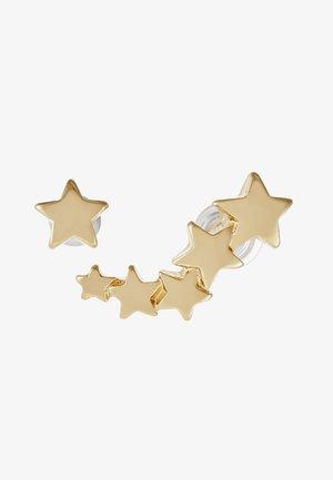 SET - Boucles d'oreilles - gold-coloured