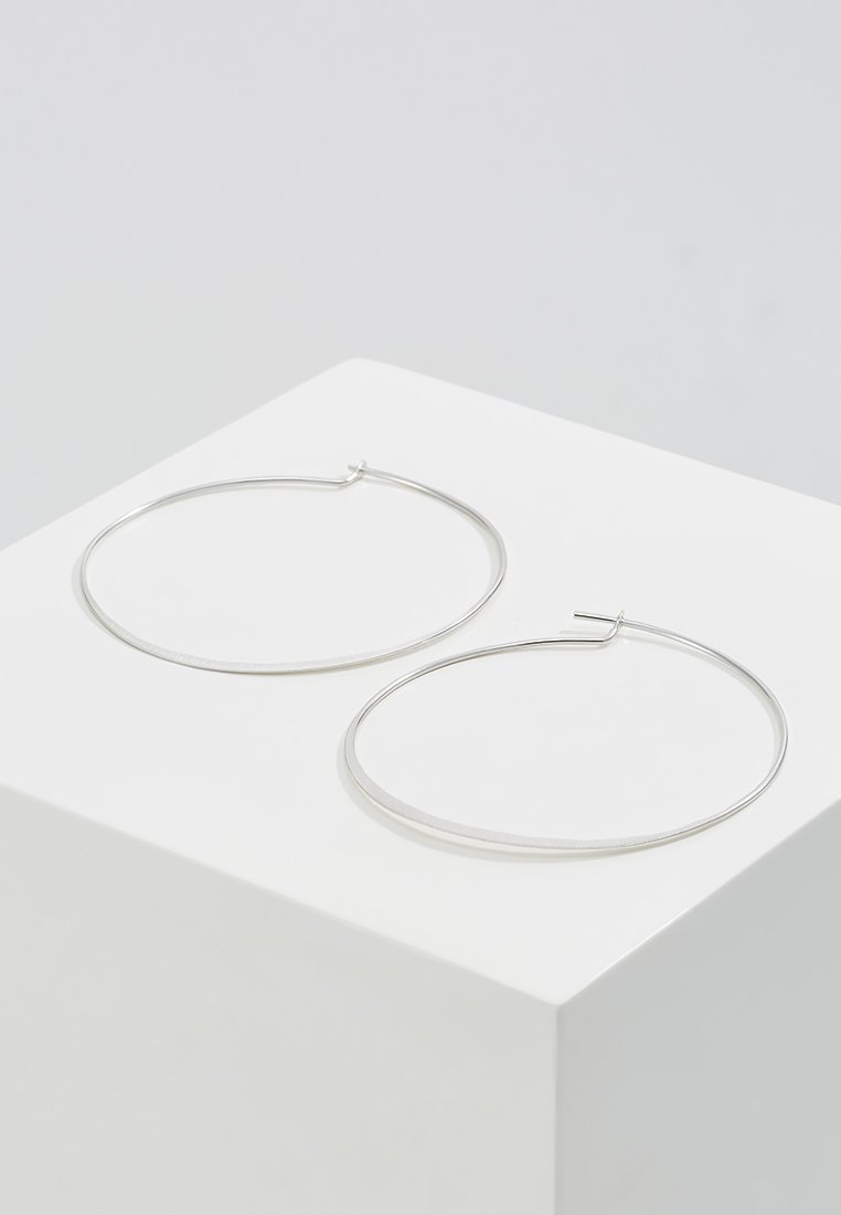 Pilgrim - Náušnice - silver-coloured