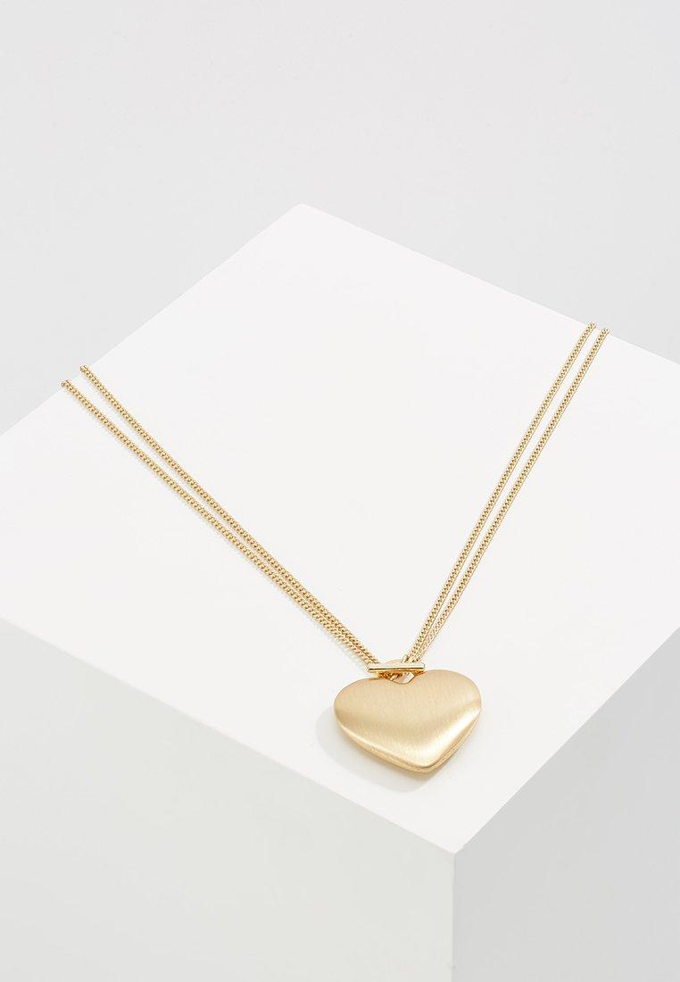Pilgrim - Halskette - gold-coloured