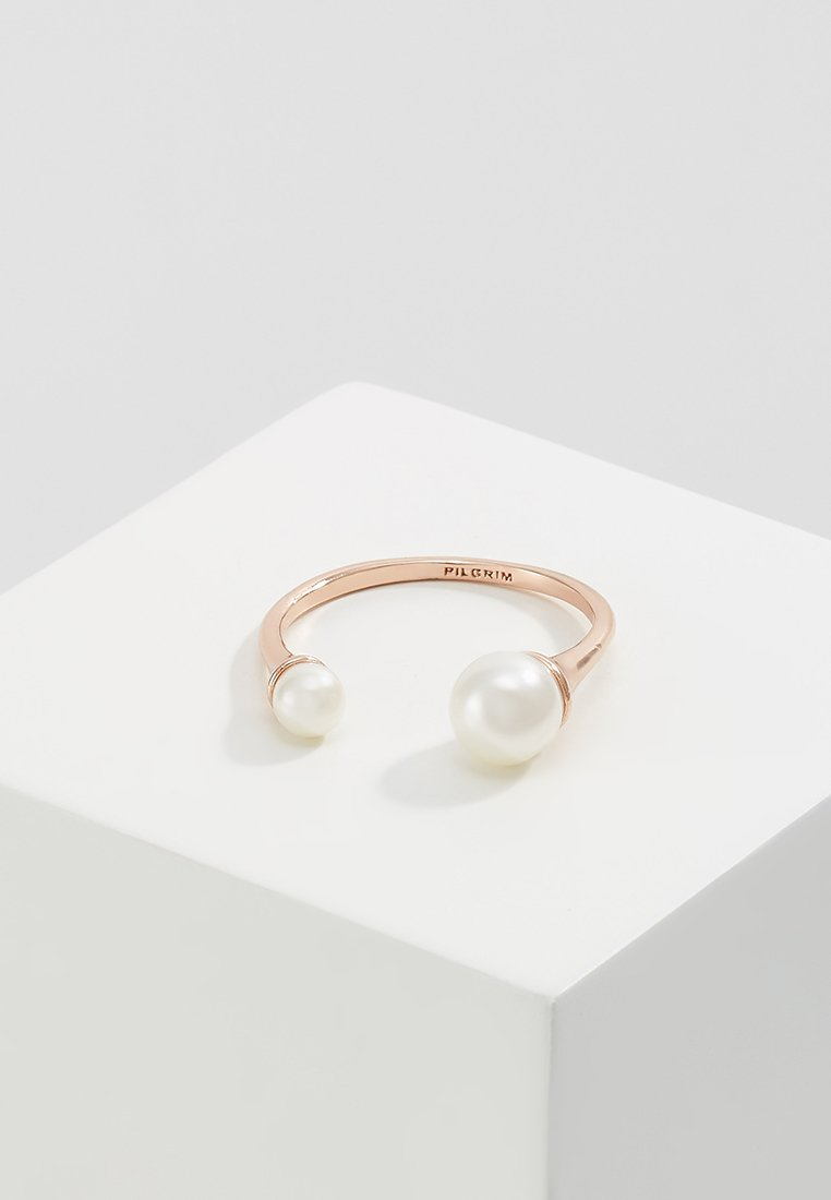 Pilgrim - Ring - rose gold-coloured