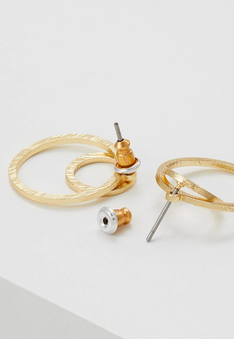 D'oreilles Gold coloured 1Boucles in Pilgrim 2 vNOm8wn0
