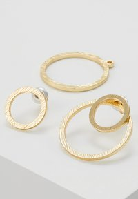 Pilgrim - 2-IN-1 - Boucles d'oreilles - gold-coloured - 4