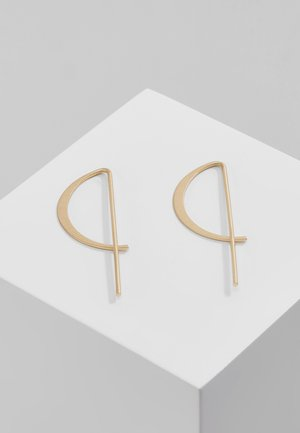 CLASSIC - Earrings - gold-coloured