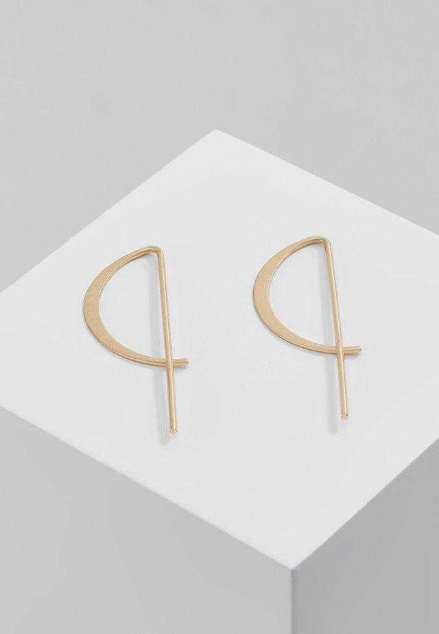 CLASSIC - Ohrringe - gold-coloured