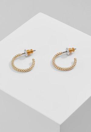 LEAH - Boucles d'oreilles - gold-coloured
