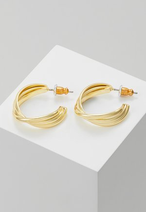 EARRINGS JENIFER - Boucles d'oreilles - gold-coloured