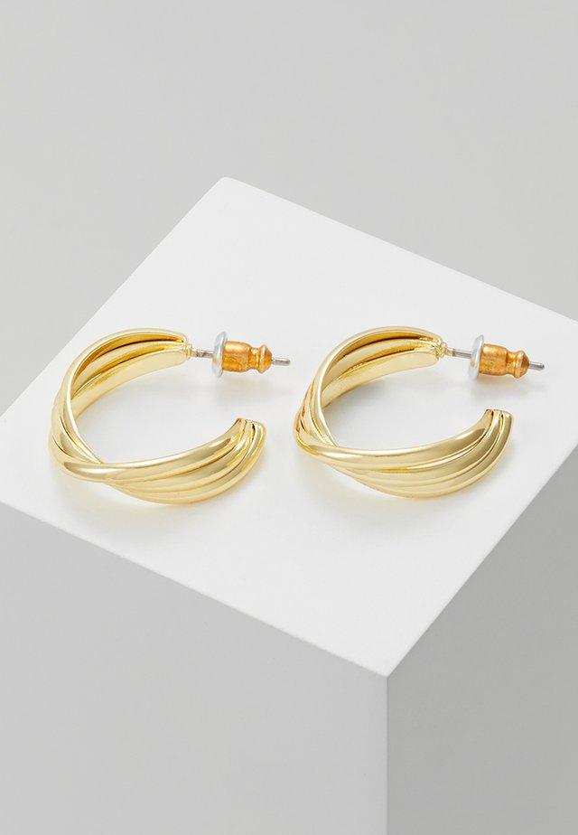 EARRINGS JENIFER - Náušnice - gold-coloured