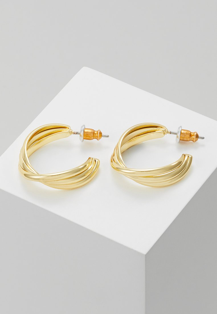 Pilgrim - EARRINGS JENIFER - Orecchini - gold-coloured