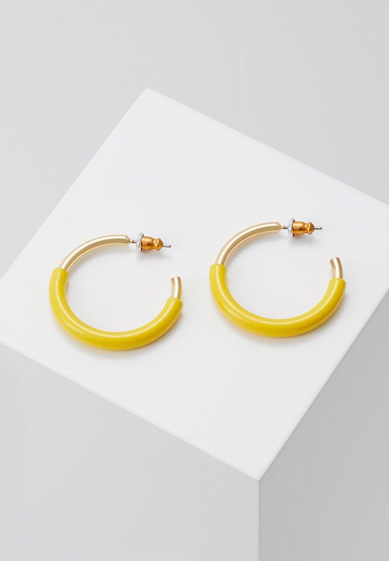 Pilgrim - Boucles d'oreilles - gold-coloured