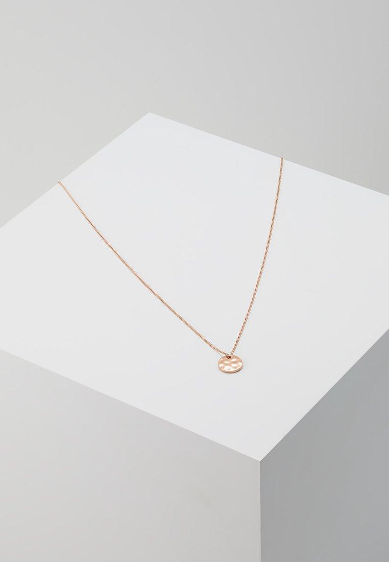 Pilgrim - NECKLACE LIV - Halskette - rosegold-coloured