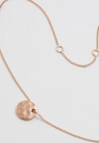 Pilgrim - NECKLACE LIV - Necklace - rosegold-coloured - 3