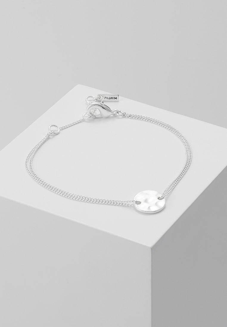 Pilgrim - BRACELET LIV - Bracelet - silver-coloured