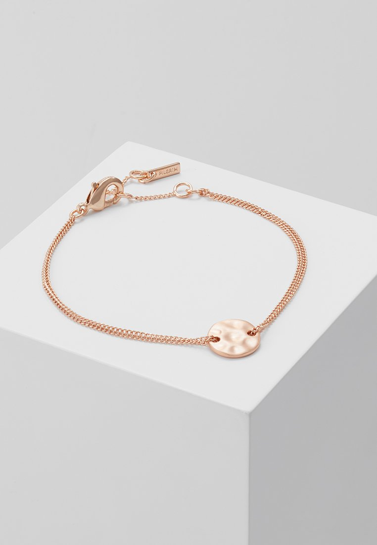 Pilgrim - BRACELET LIV - Bracelet - rosegold-coloured