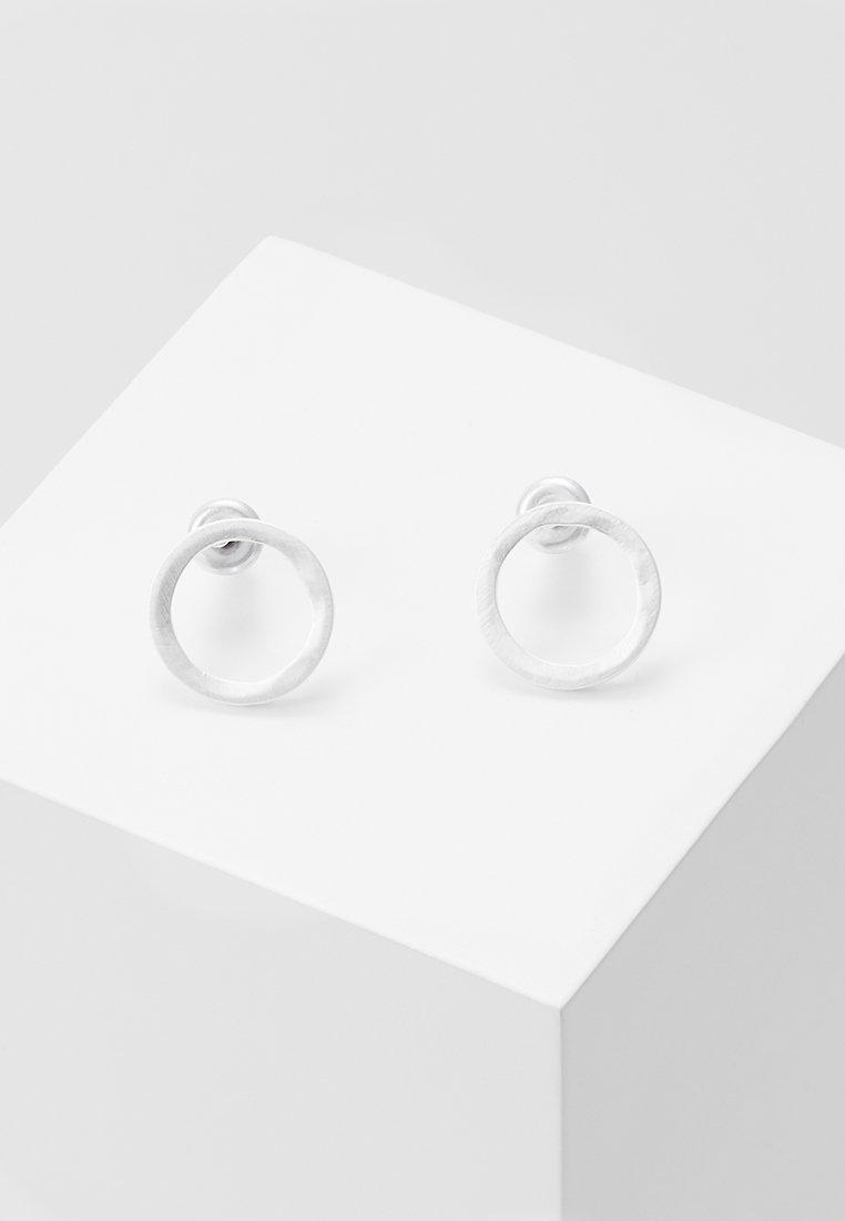 Pilgrim - EARRINGS LIV - Pendientes - silver-coloured