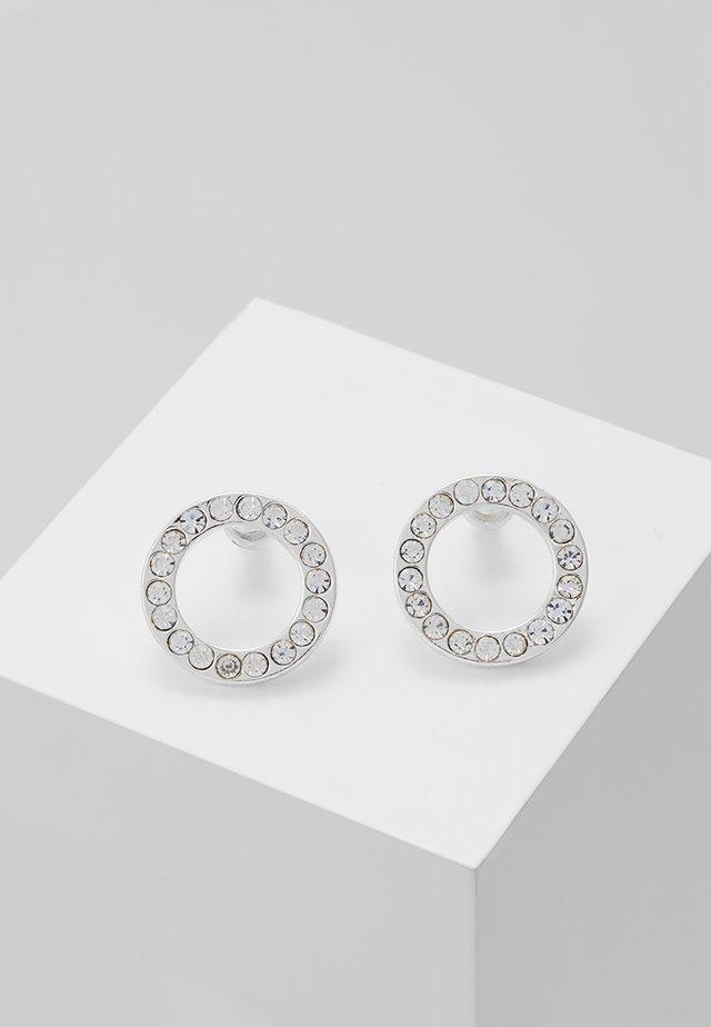 EARRINGS VICTORIA - Korvakorut - silver-coloured