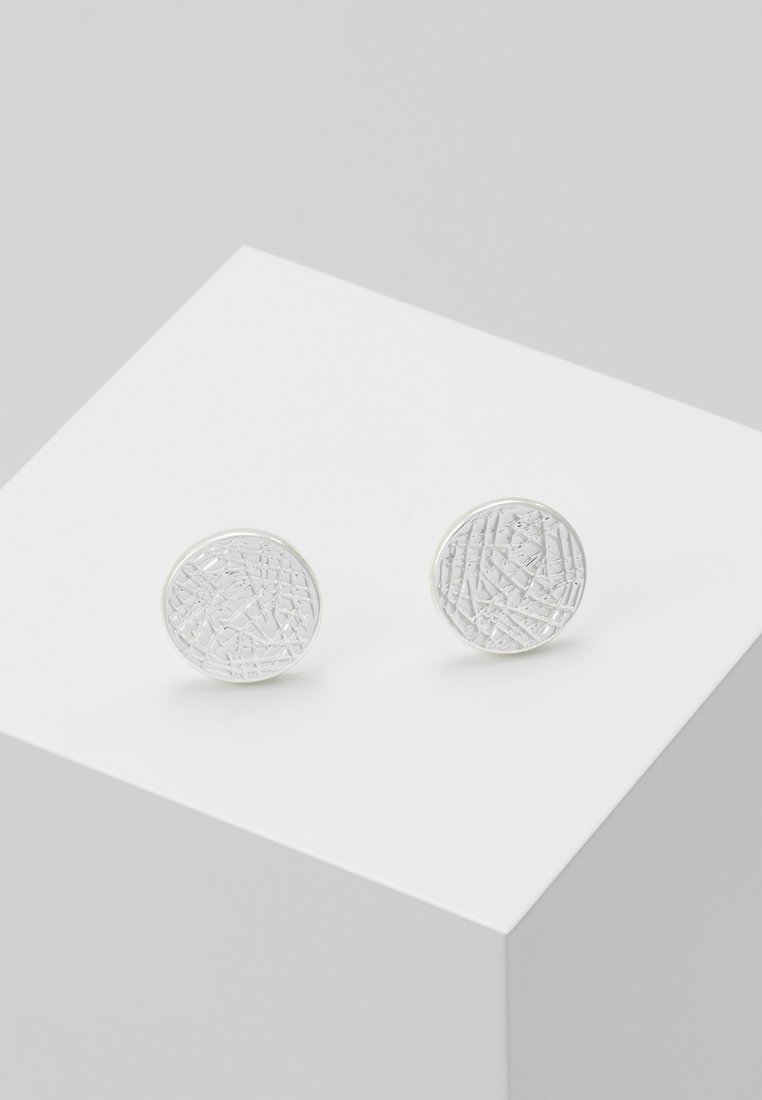Pilgrim - EARRINGS WYNONNA - Boucles d'oreilles - silver-coloured