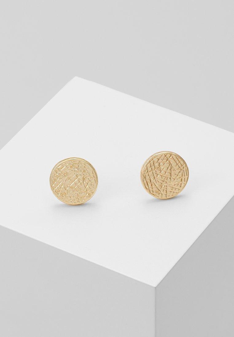 Pilgrim - EARRINGS WYNONNA - Earrings - gold-coloured