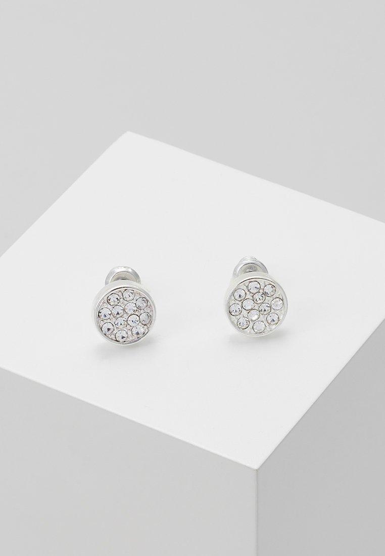 Pilgrim - EARRINGS GRACE - Ohrringe - silver-coloured