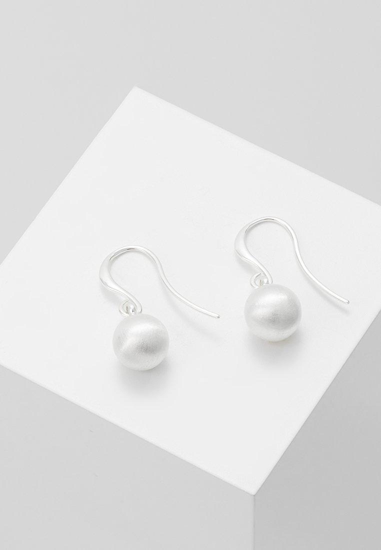 Pilgrim - EARRINGS AMALIA - Øreringe - silver-coloured
