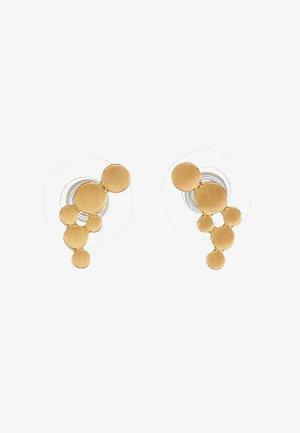 EARRINGS LEAH - Oorbellen - gold-coloured