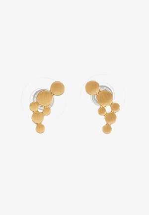 EARRINGS LEAH - Earrings - gold-coloured