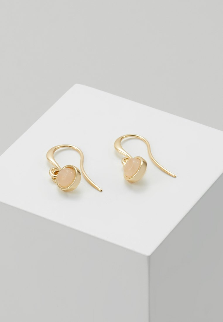 Pilgrim - EARRINGS VALERIA - Oorbellen - gold-coloured
