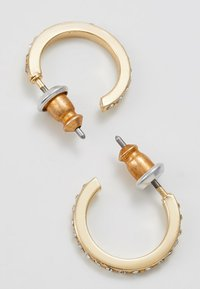 Pilgrim - ROBERTA - Pendientes - gold-coloured
