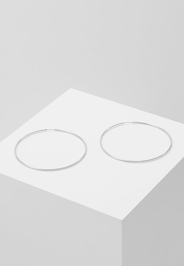EARRINGS SANNE - Náušnice - silver-coloured