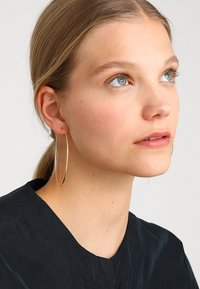 Pilgrim - EARRINGS SANNE - Kolczyki - gold-coloured