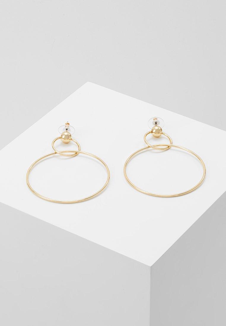 Pilgrim - EARRINGS POE - Boucles d'oreilles - gold-coloured