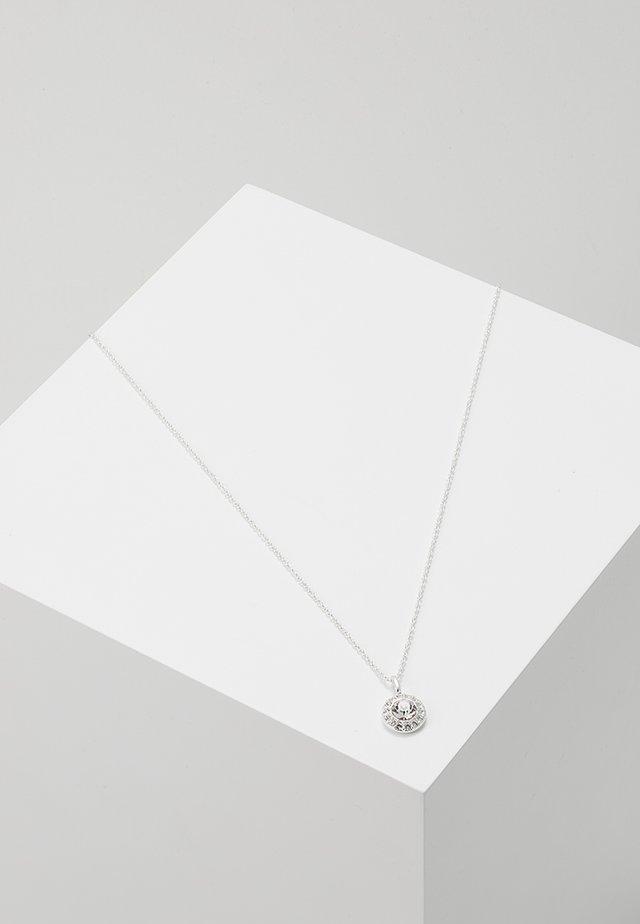 NECKLACE CLEMENTINE - Kaulakoru - silver-coloured