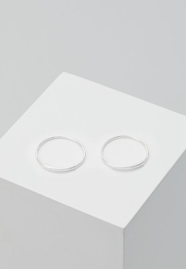 EARRINGS RAQUEL PLATED - Ohrringe - silver-coloured