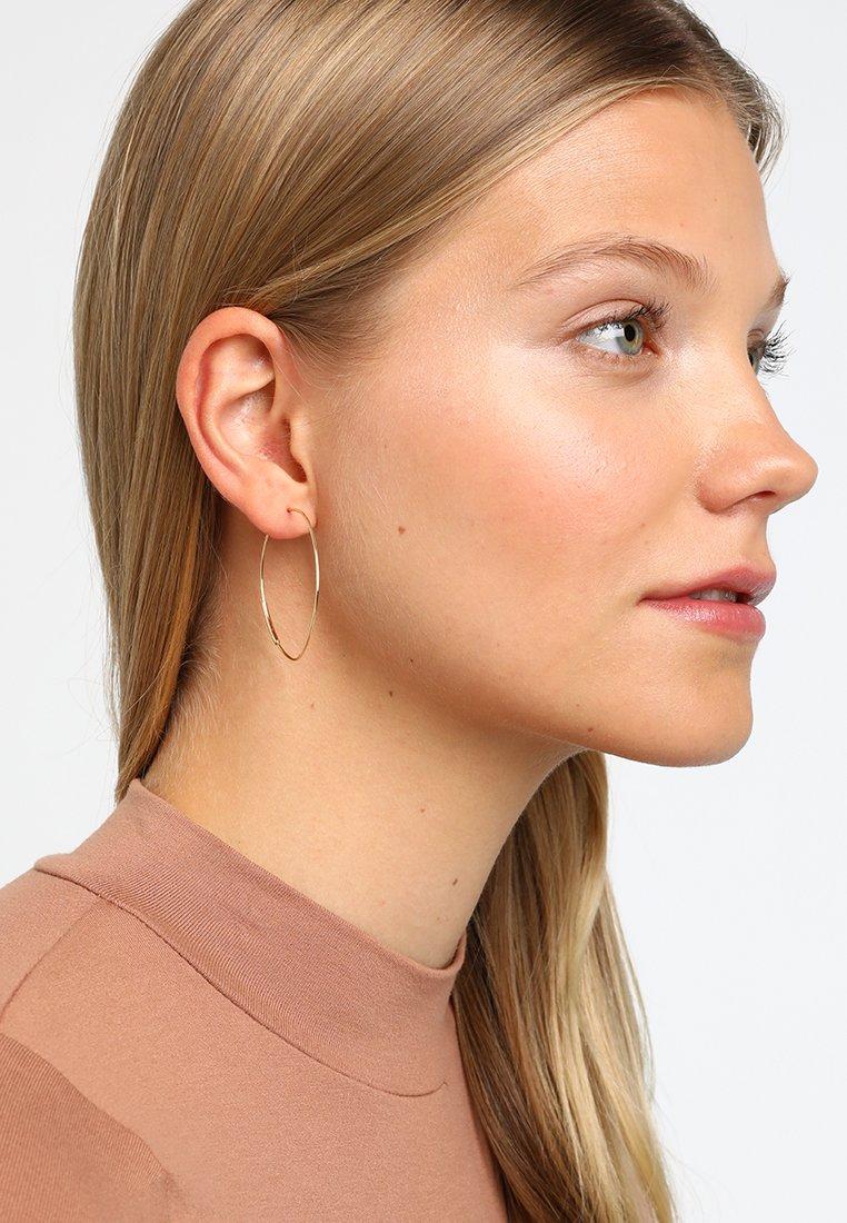 Pilgrim EARRINGS RAQUEL - Øreringe - gold-coloured