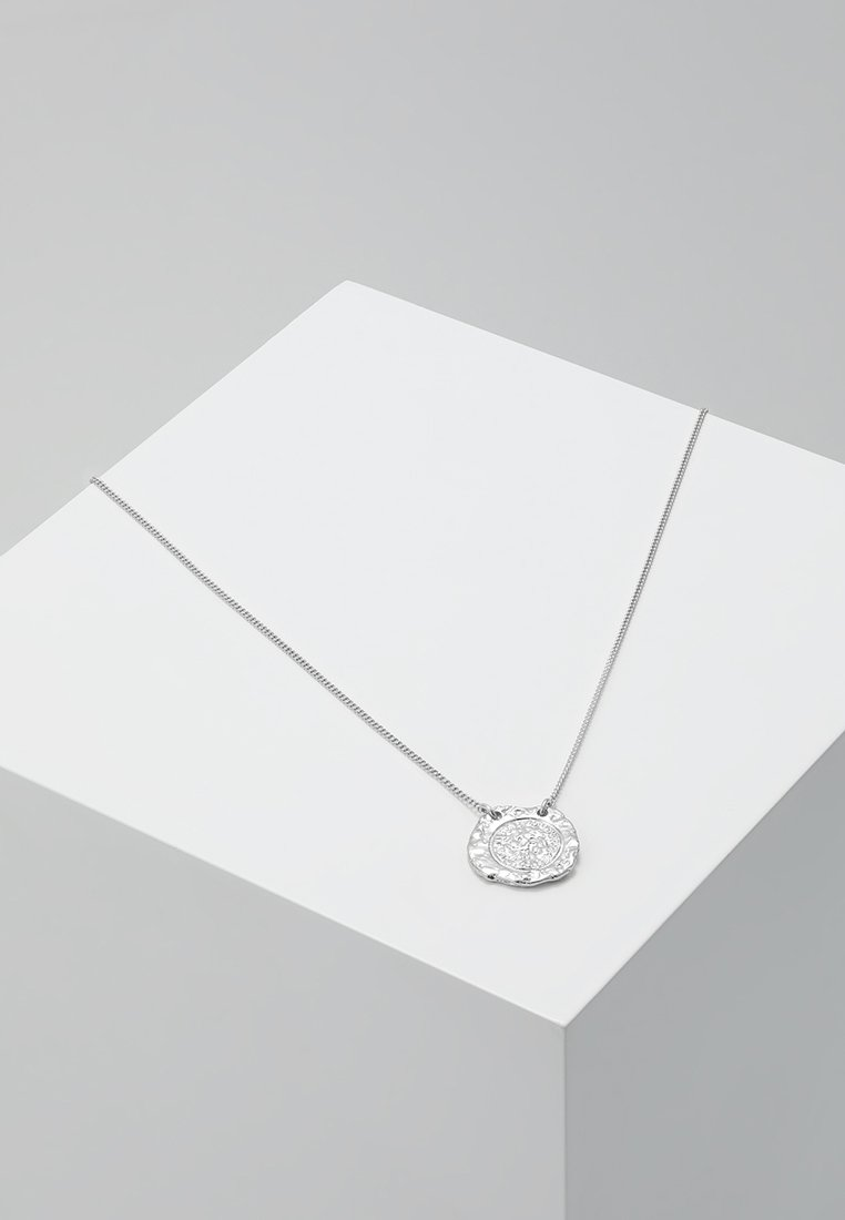 Pilgrim - NECKLACE MARLEY - Ketting - silver-coloured