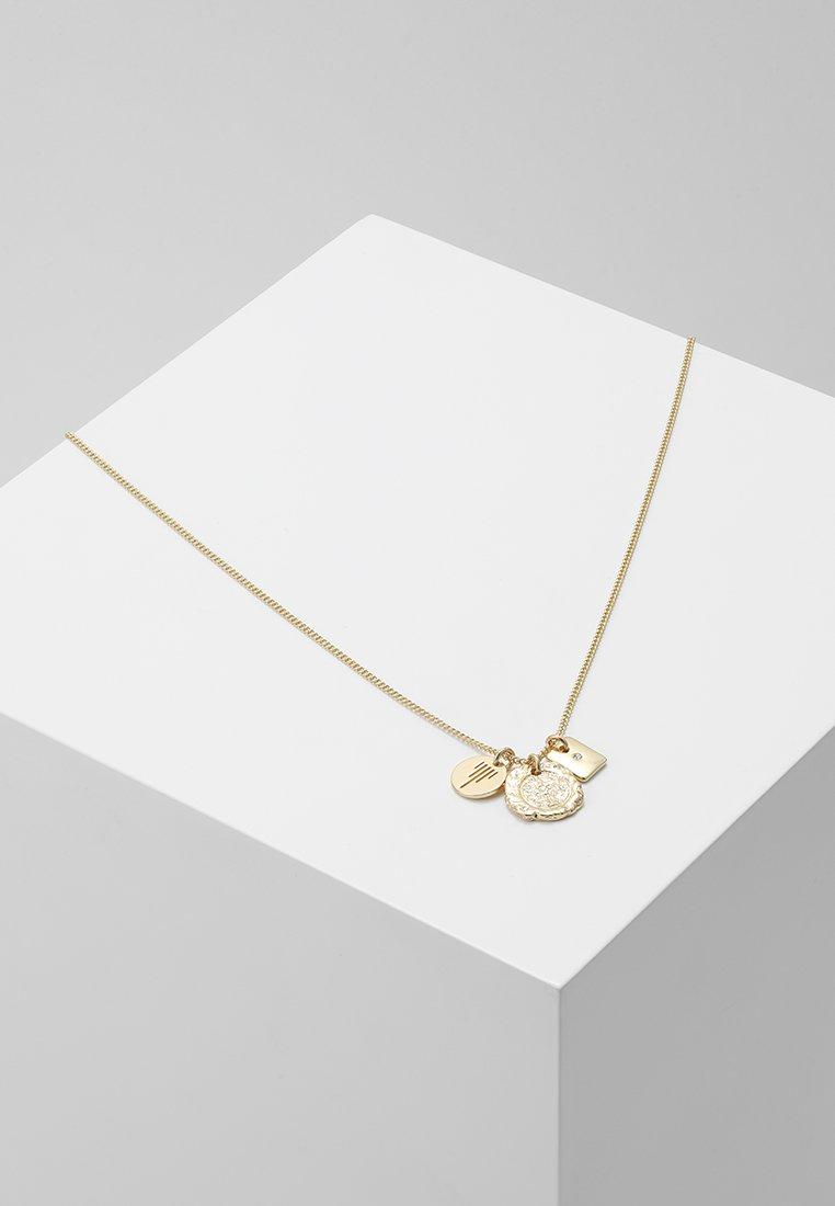 Pilgrim - NECKLACE MARLEY - Halskette - gold-coloured