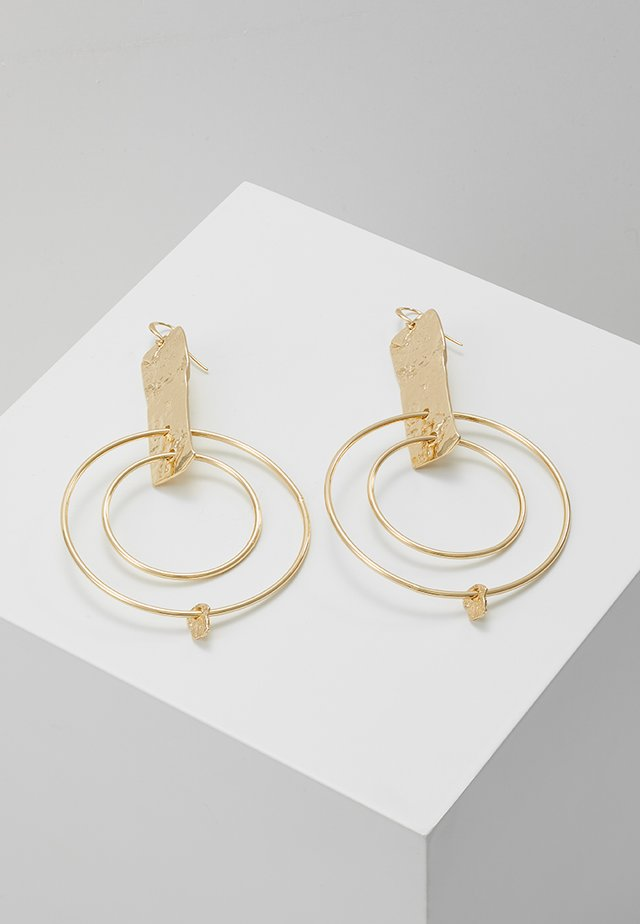 EARRINGS MARLEY - Korvakorut - gold-coloured