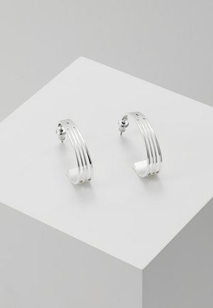 EARRINGS EDEN - Earrings - silver-coloured