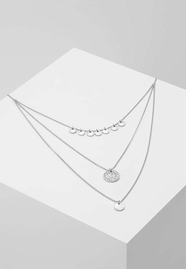 NECKLACE ARDEN - Halskette - silver-coloured