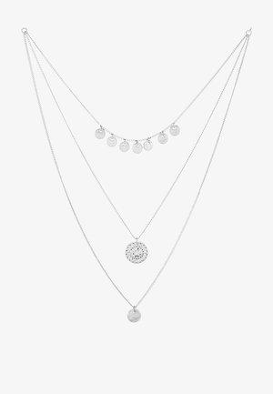 NECKLACE ARDEN - Smykke - silver-coloured