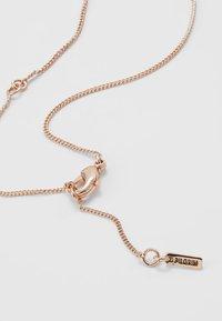 Pilgrim - NECKLACE ARDEN - Necklace - rosegold-coloured - 2