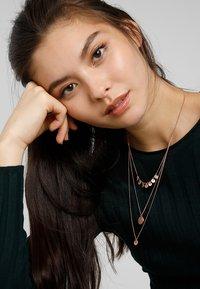 Pilgrim - NECKLACE ARDEN - Necklace - rosegold-coloured - 1
